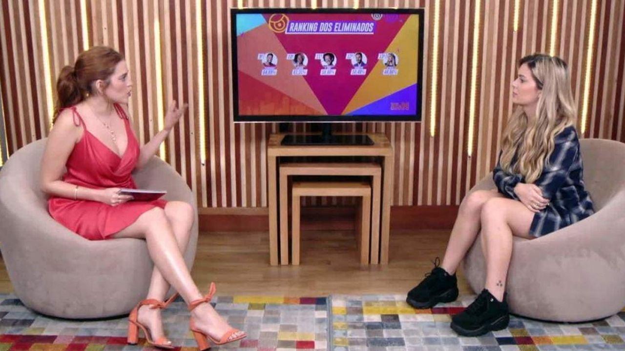 Após entrevistar Viih Tube, Ana Clara rebate comentários sobre ser grossa