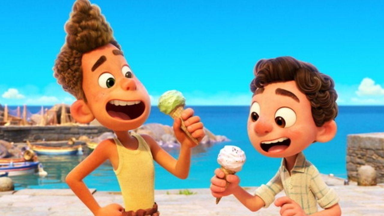 """""""Luca"""" ganha novo trailer com muita diversão na Itália"""