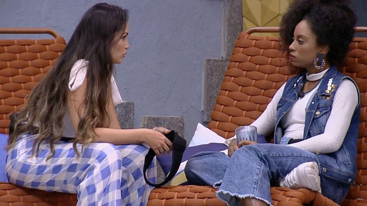 BBB21: Gil e Juliette voltam a falar sobre discussão com Lumena