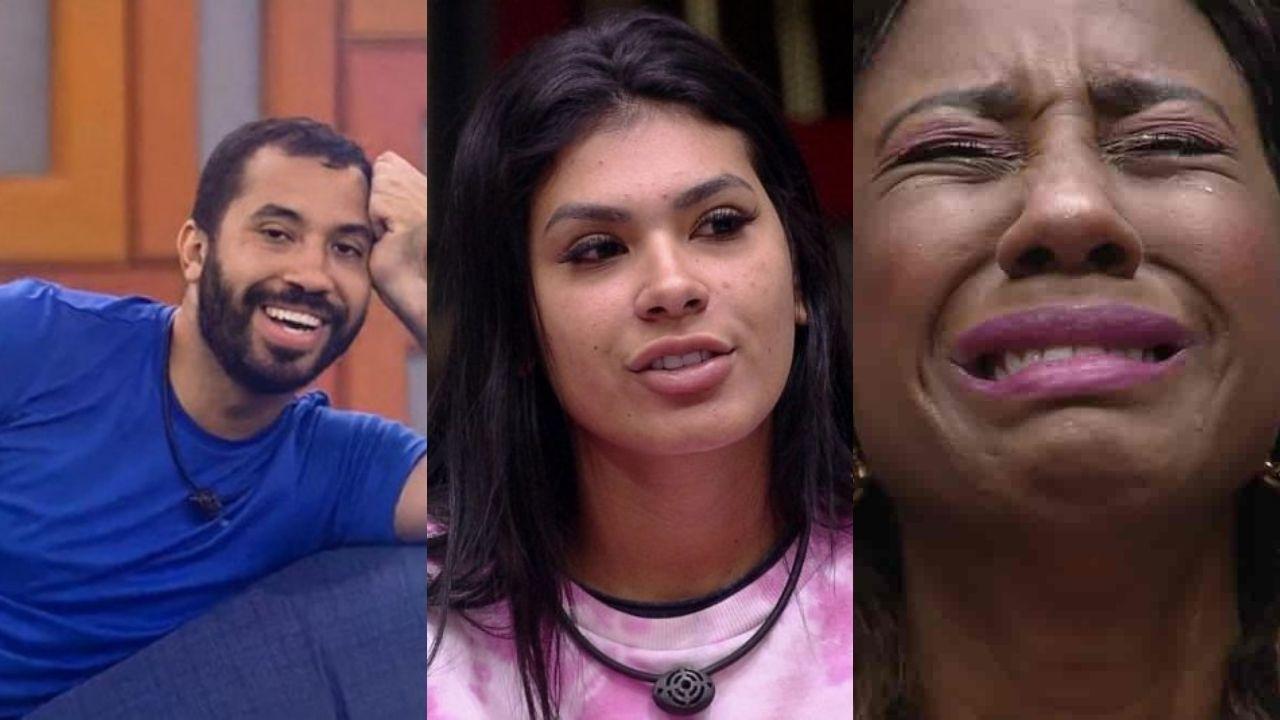 BBB21: Juliette ganha liderança e paredão é formado por Pocah, Fiuk e Camilla