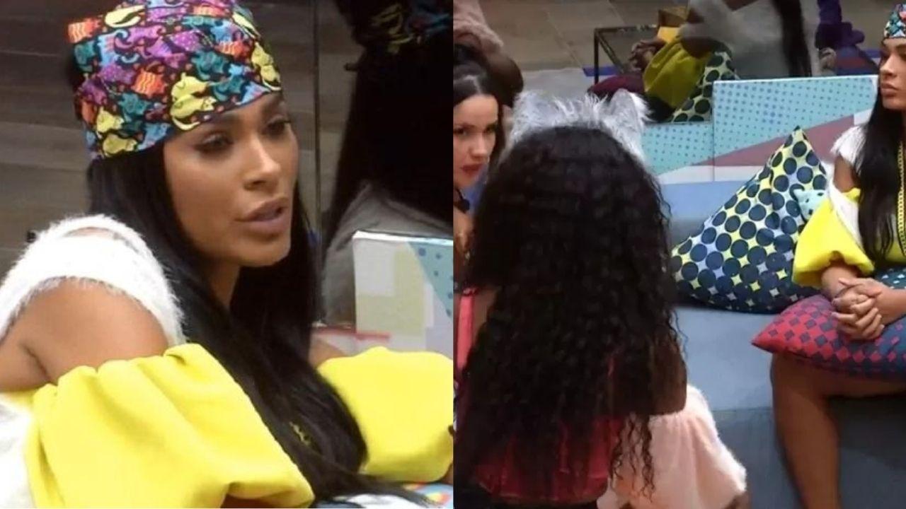 BBB21: Pocah, Camilla e Juliette tretam após mal-entendido com música sobre líder