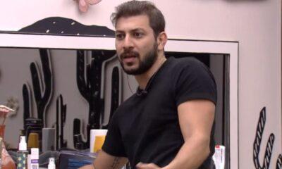 """BBB21: Caio tenta negar fala de Juliette e Rodolffo rebate: """"Saiu esse comentário"""""""