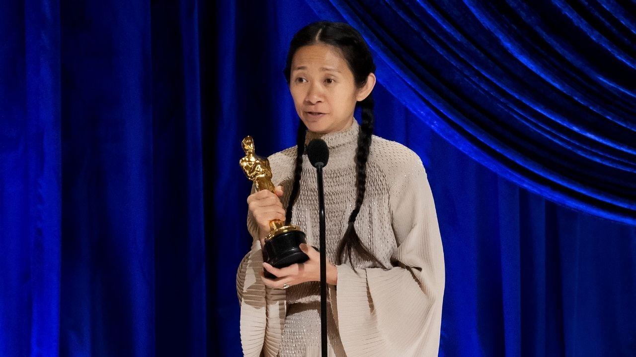 """""""Nomadland"""" e Chloé Zhao fazem história no Oscar 2021 - saiba mais!"""