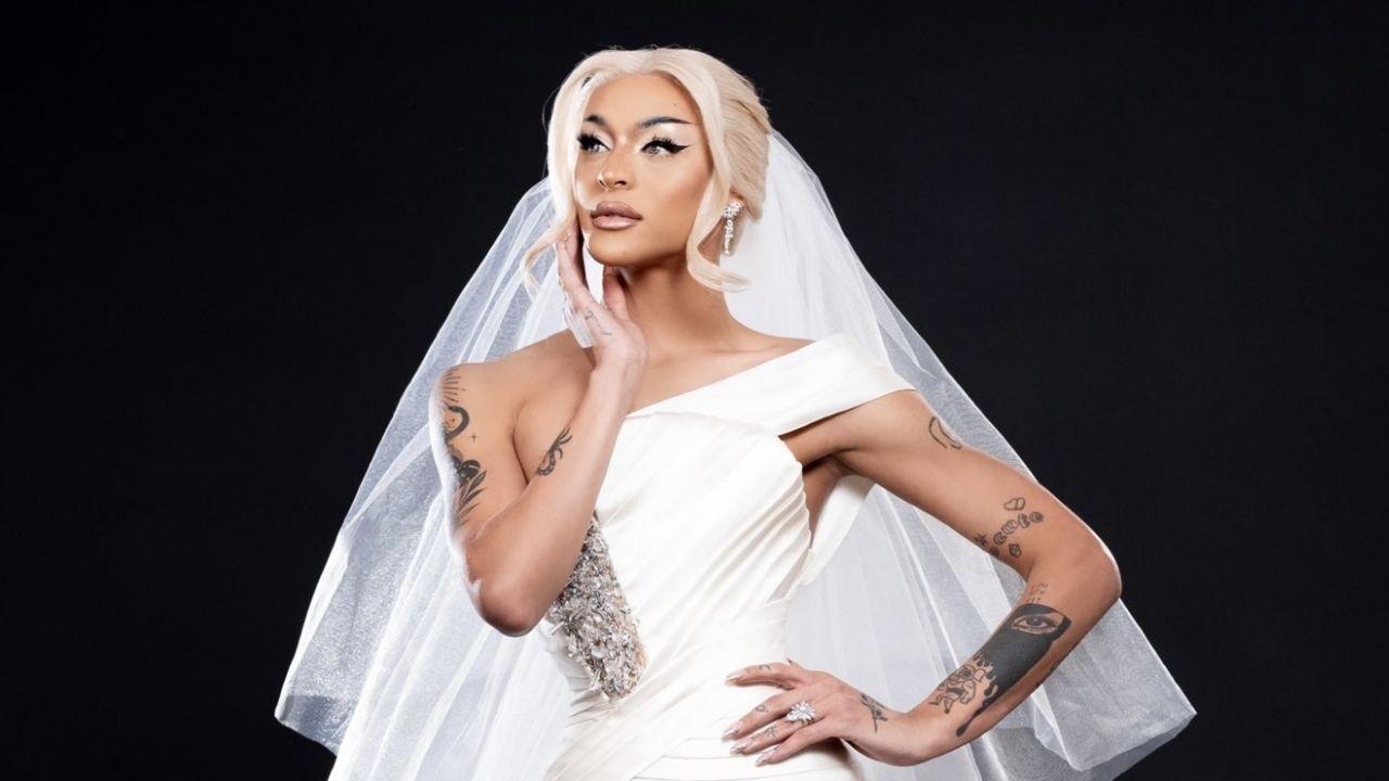 Nova era vem aí! Pabllo Vittar explica significado por trás de fotos vestida de noiva