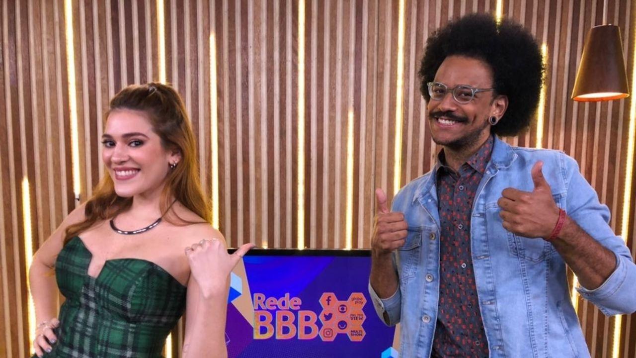 Rede BBB João Luiz fala de Rodolffo e ganha recado de Babu