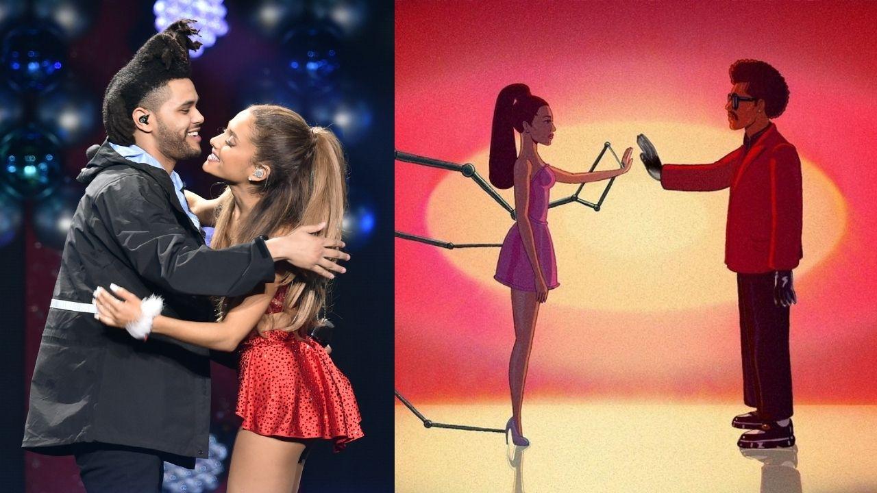 Save Your Tears (Remix): Ariana Grande é boneca em clipe de The Weeknd