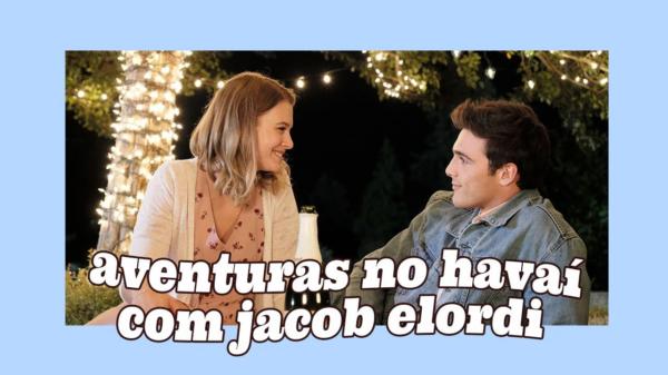 """""""2 HEARTS"""": Tiera Skovbye conta como foi atuar com Jacob Elordi"""