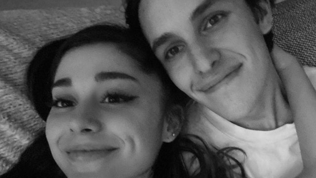 Aliança do casamento de Ariana Grande foi desenhada por Dalton Gomez