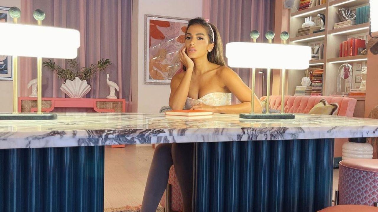 Anitta faz performance de Girl From Rio no programa de Jimmy Kimmel