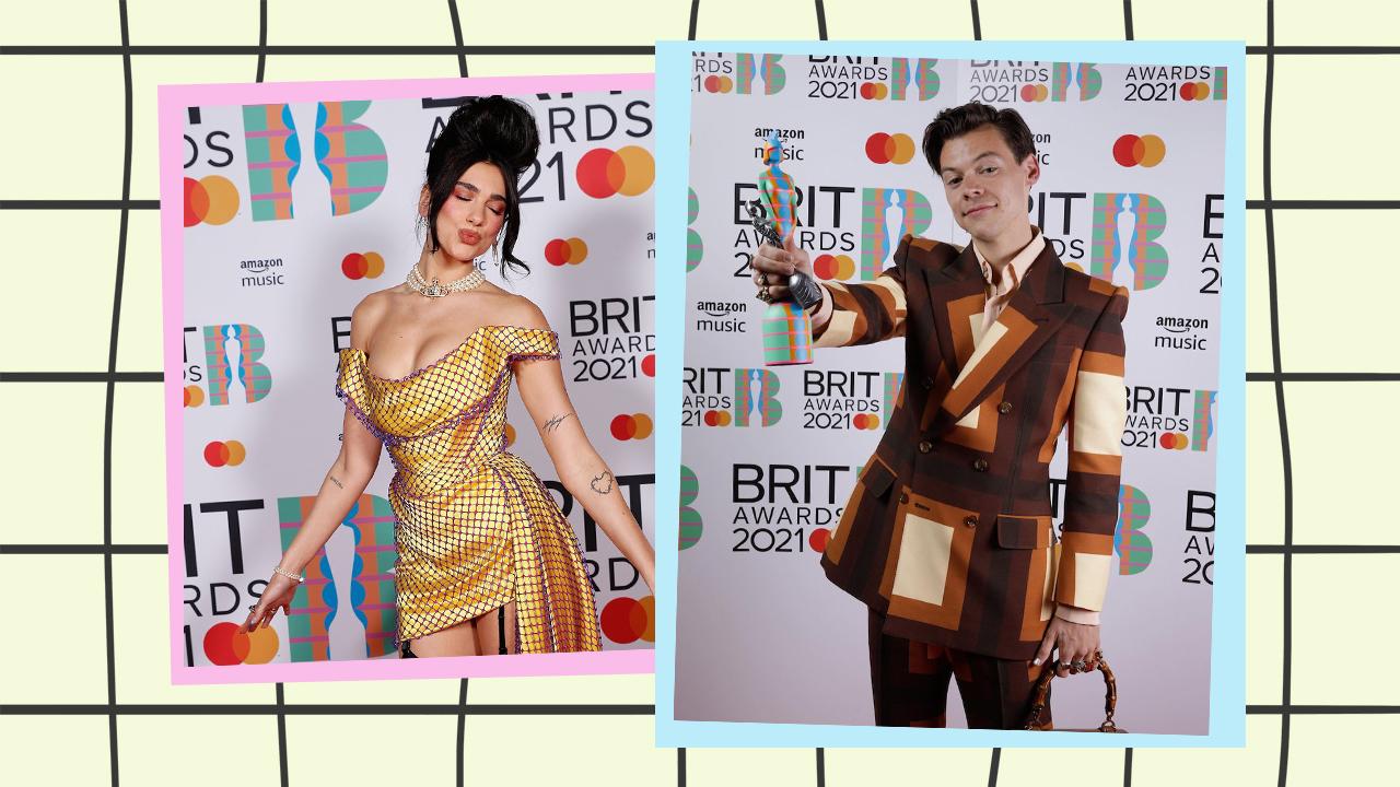 BRIT Awards 2021: confira os melhores looks da premiação!