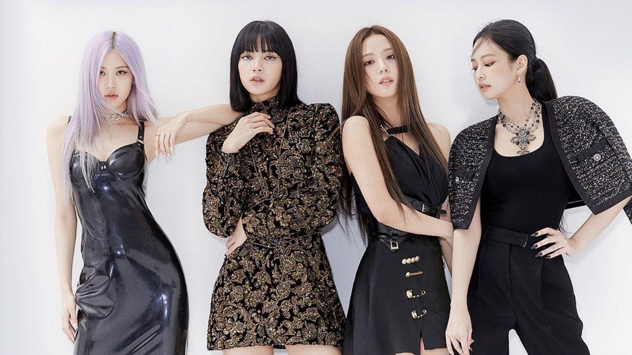 BLACKPINK estampa capas da Vogue Korea com fotos icônicas