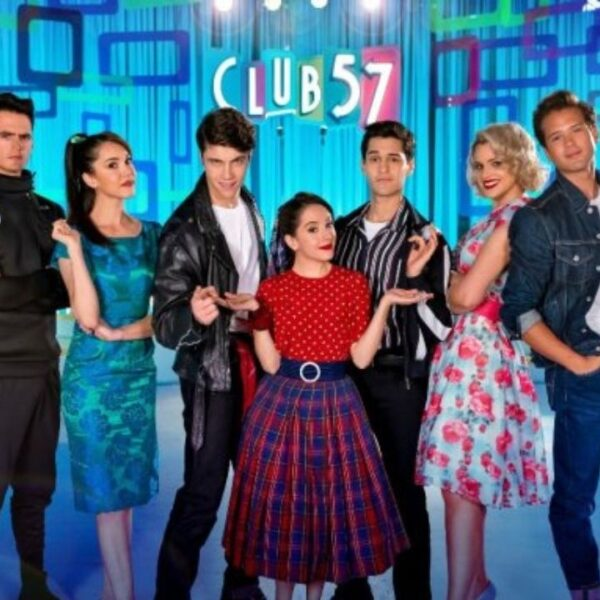Club 57 Nickelodeon anuncia data de estreia da 2ª temporada