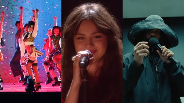 "Dua Lipa, Olivia Rodrigo, The Weeknd e mais: confira as performances do ""Brit Awards 2021"""