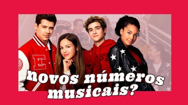 "Entrevistamos o elenco de ""High School Musical: A Série""!"