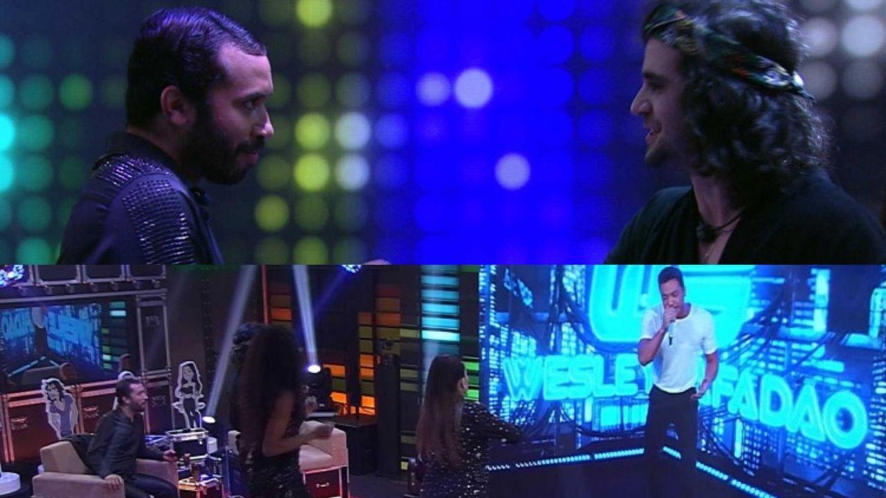 Gilberto confessa não gostar de Wesley Safadão e paixão por Fiuk