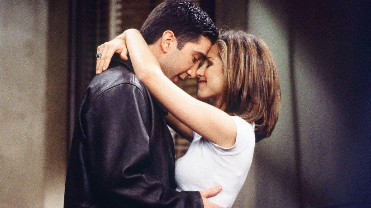 Jennifer Aniston e David Schwimmer falam sobre crush nos bastidores de Friends