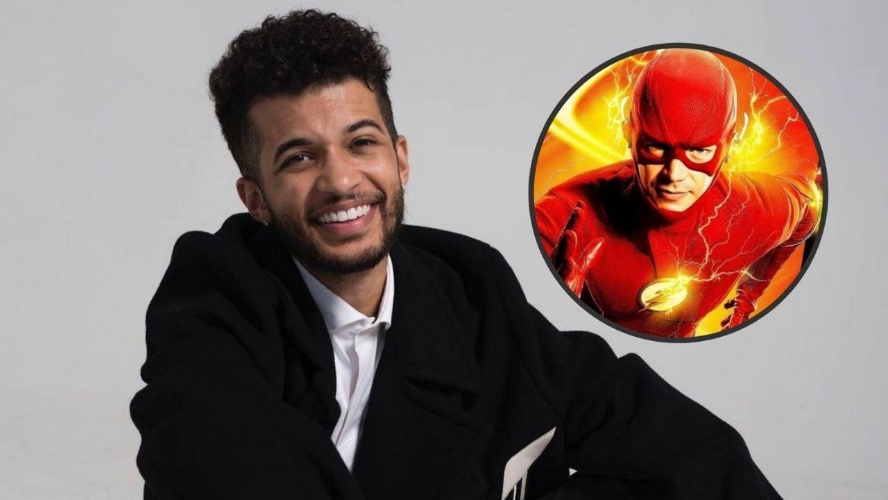"""Imagens inéditas mostram a caracterização de Jordan Fisher em """"The Flash"""""""