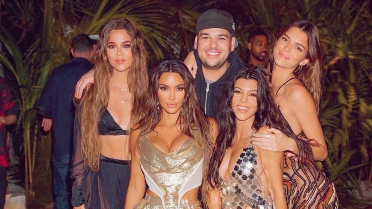 Kim Kardashian rebate rumores de que contraiu Covid-19 em festa