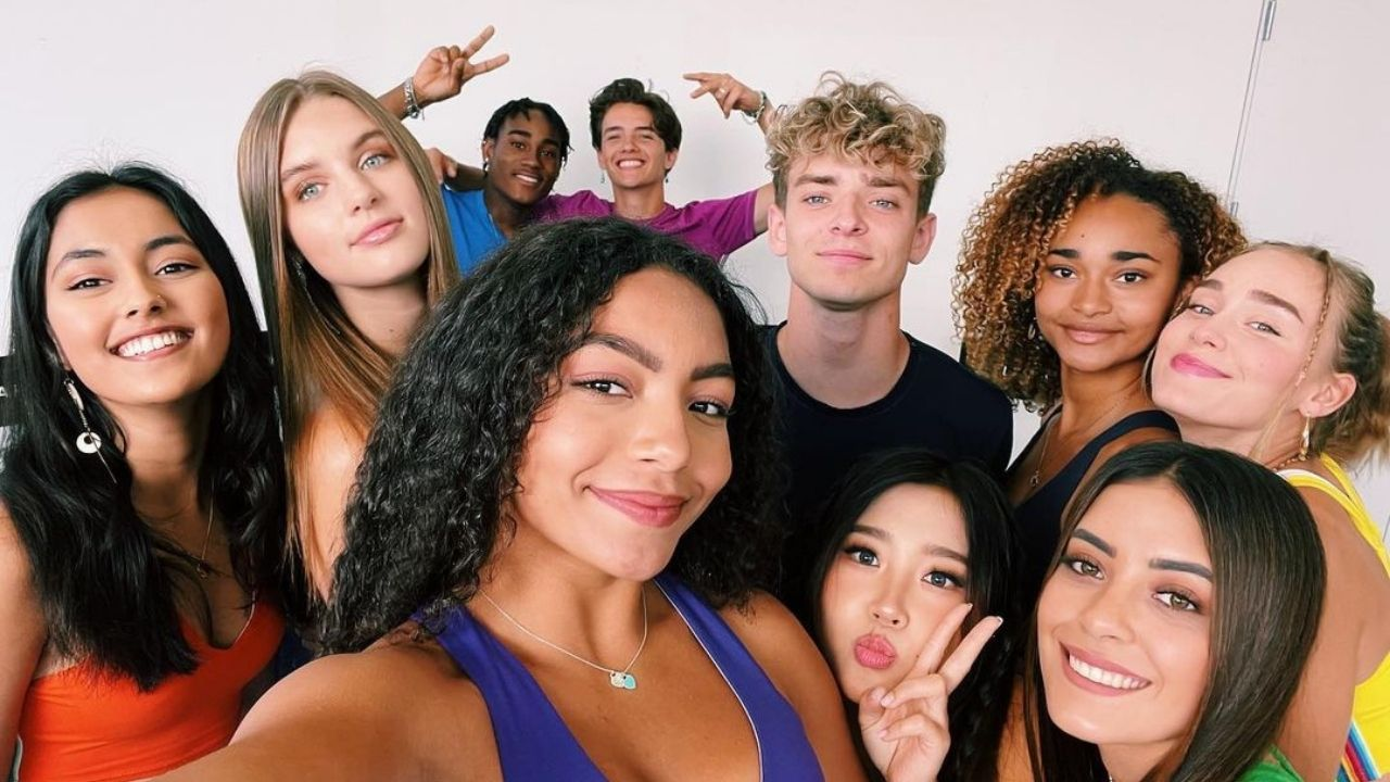 """Let The Music Move You"": Now United lança nova versão com Lamar Morris"