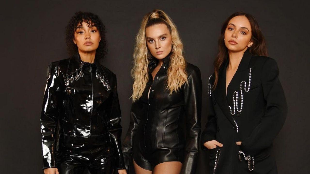 Little Mix lança nova versão do clipe Confetti em trio