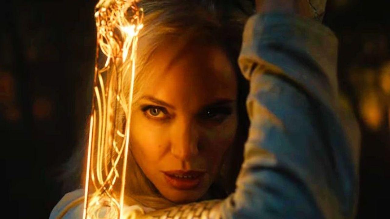 Os Eternos novo filme da Marvel com Angelina Jolie ganha trailer