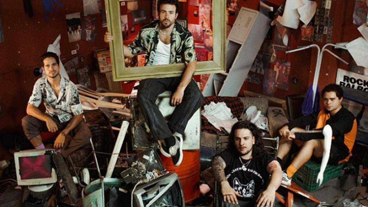 """Pedro Calais, da Lagum, fala sobre inspiração de """"Eu e Minhas Paranoias"""", último lançamento da banda"""