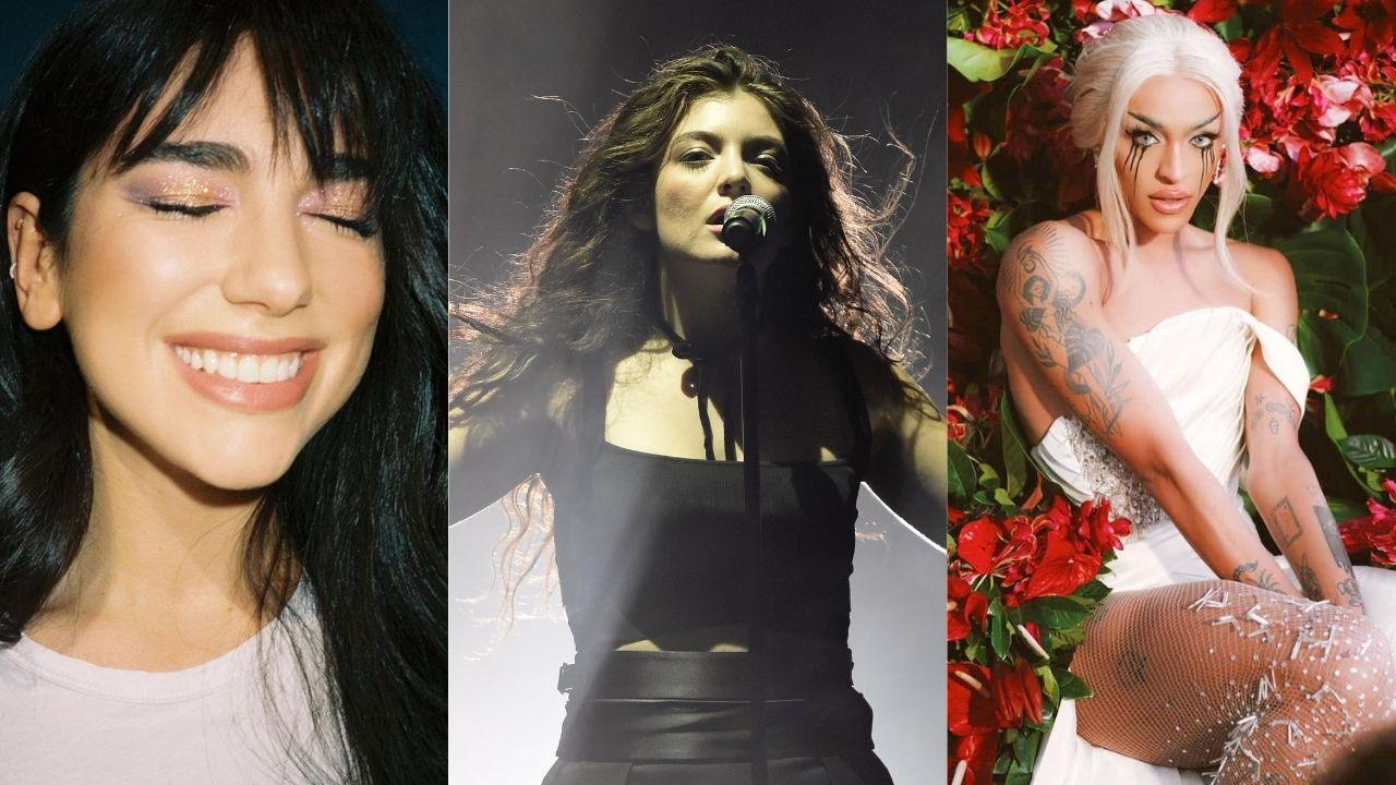 Primavera Sound 2022 comeback de Lorde, shows de Dua Lipa, Pabllo Vittar e mais!
