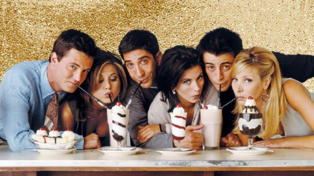 """Aquele com todos reunidos! Tudo o que queremos ver no especial de """"Friends"""""""