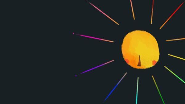 Última Página   O amor vive em um pequeno raio de sol