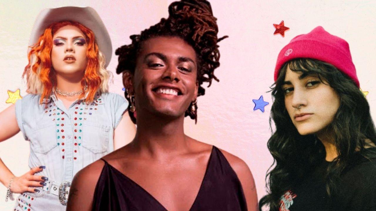 21 artistas LGBTQIA+ do Brasil para adicionar à playlist