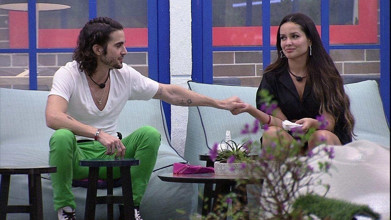 Fiuk fala sobre possível colaboração musical com Juliette