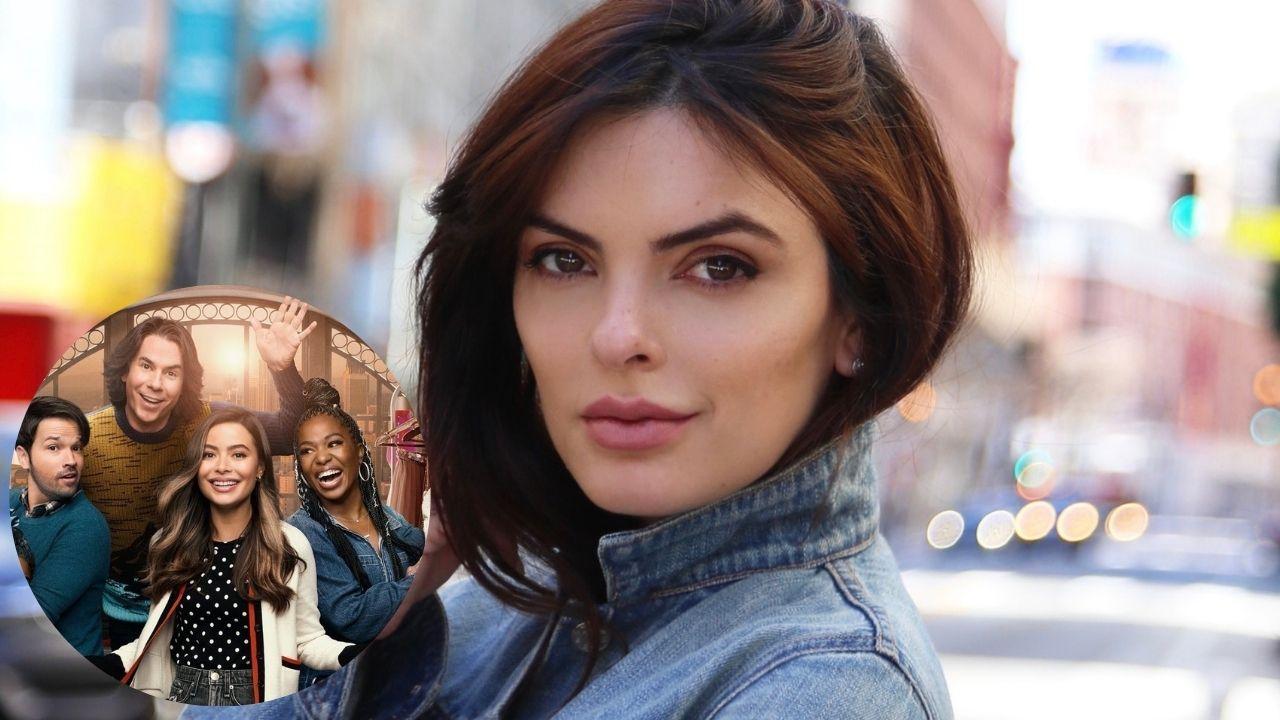 """Talita Maia, atriz brasileira que participou do revival de """"iCarly"""", conta como era o clima no set"""