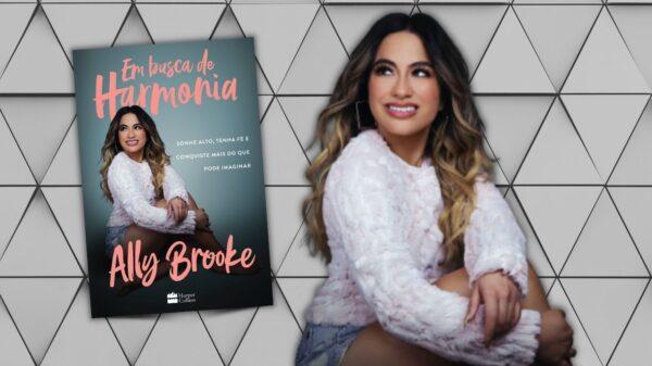 Exclusiva: Ally Brooke, ex-Fifth Harmony, conta qual é o objetivo de seu livro e revela projetos exclusivos para fãs brasileiros