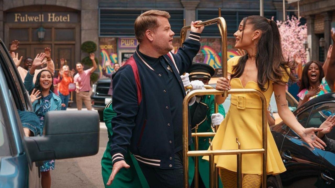 Ariana Grande celebra controle da pandemia nos Estados Unidos em especial musical
