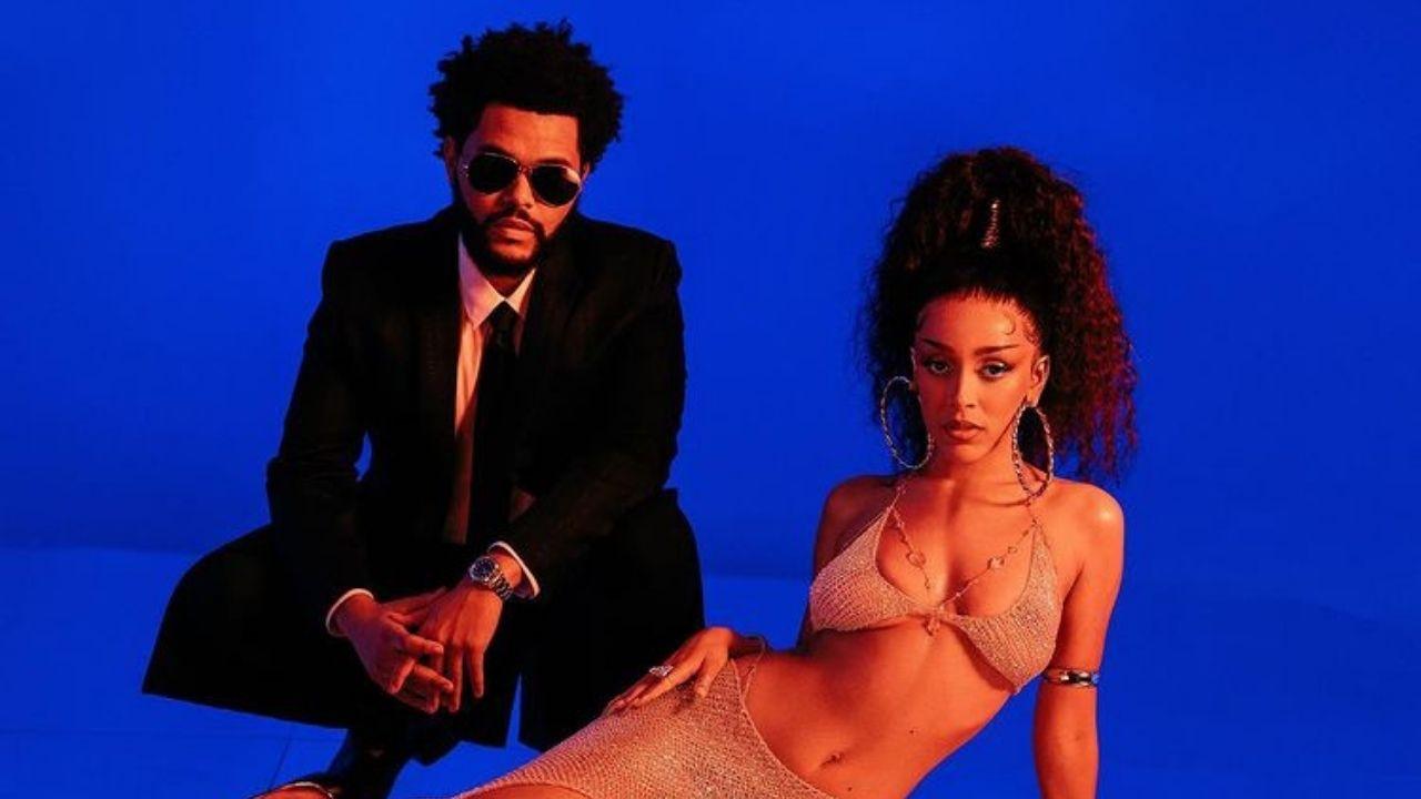 Doja Cat lança álbum Planet Her e single com The Weeknd