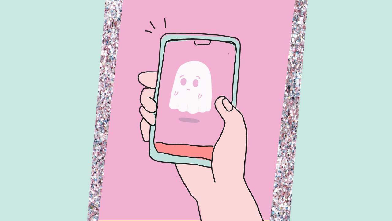 Ghosting: como lidar com o sumiço daquele contatinho que você tanto gostava?