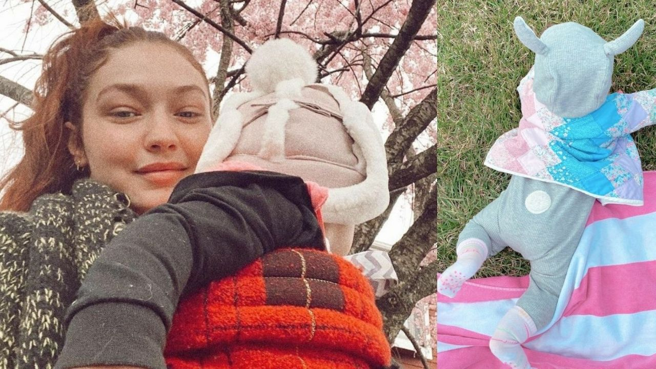 Gigi Hadid fala sobre as melhores coisas em ser mãe de Khai