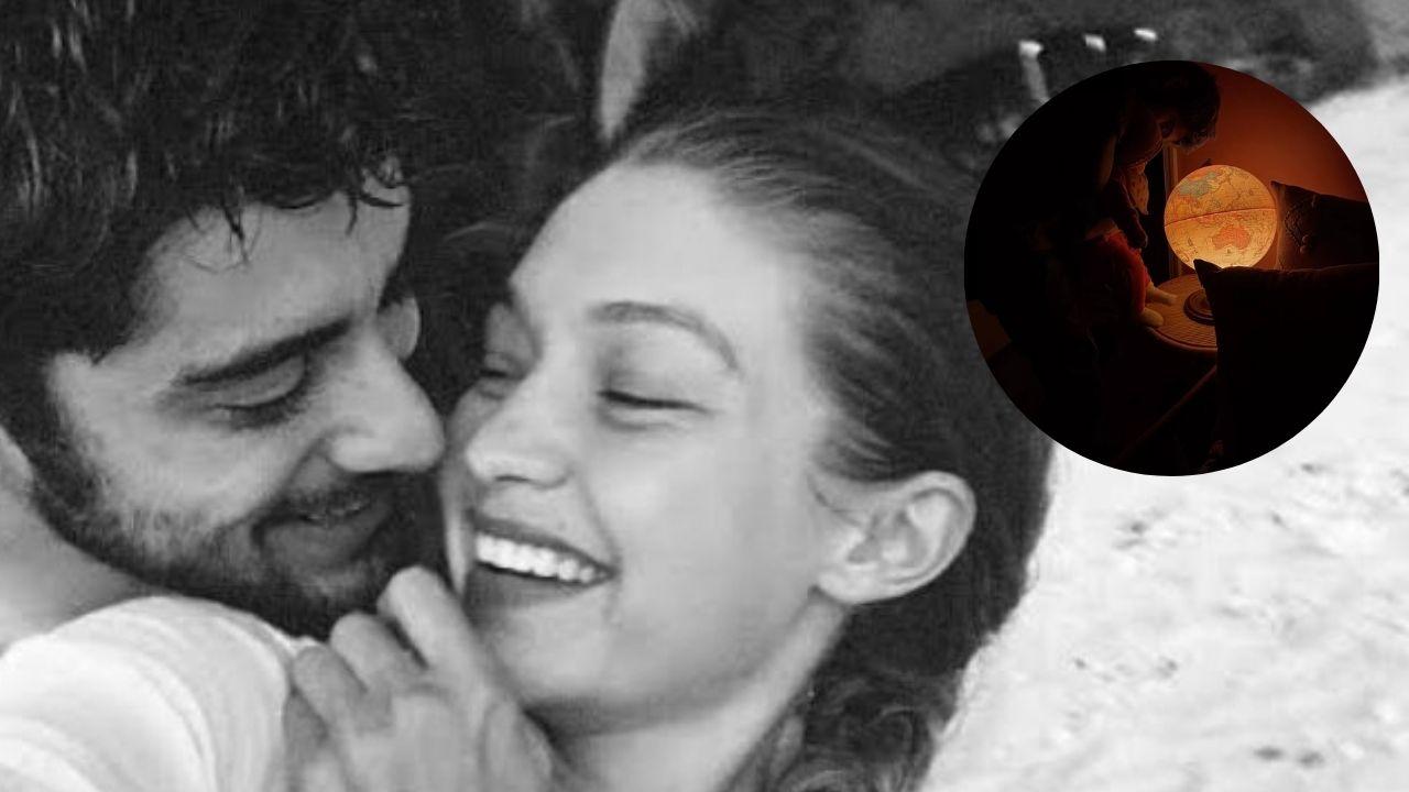 Gigi Hadid comemora primeiro Dia dos Pais e manda mensagem mega fofa para Zayn!