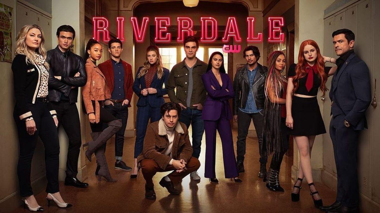 Gravações da 5ª temporada de Riverdale chegam ao fim