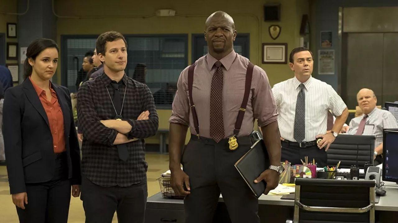 """Gravações da oitava e última temporada de """"Brooklyn Nine-Nine"""" chegam ao fim"""