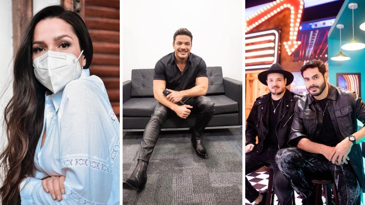 Juliette participará de live com Wesley Safadão, Israel e Rodolffo e mais!