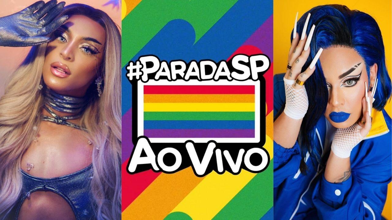 Parada do Orgulho LGBT+: Gloria Groove, Pabllo Vittar e mais fazem performances no evento