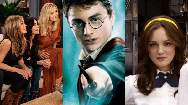 Friends, Harry Potter, Gossip Girl e mais produções icônicas para assistir na HBO Max