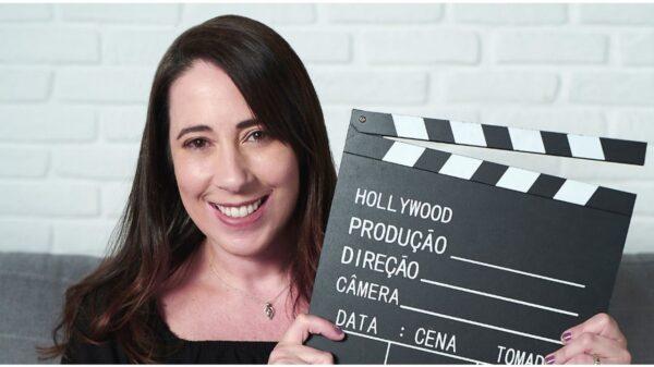 """Paula Pimenta anunciará protagonista de """"Fazendo Meu Filme"""" em live nas redes sociais"""