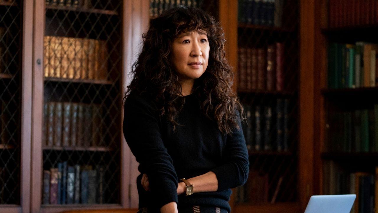 """""""The Chair"""": série da Netflix estrelada por Sandra Oh ganha primeiro teaser"""