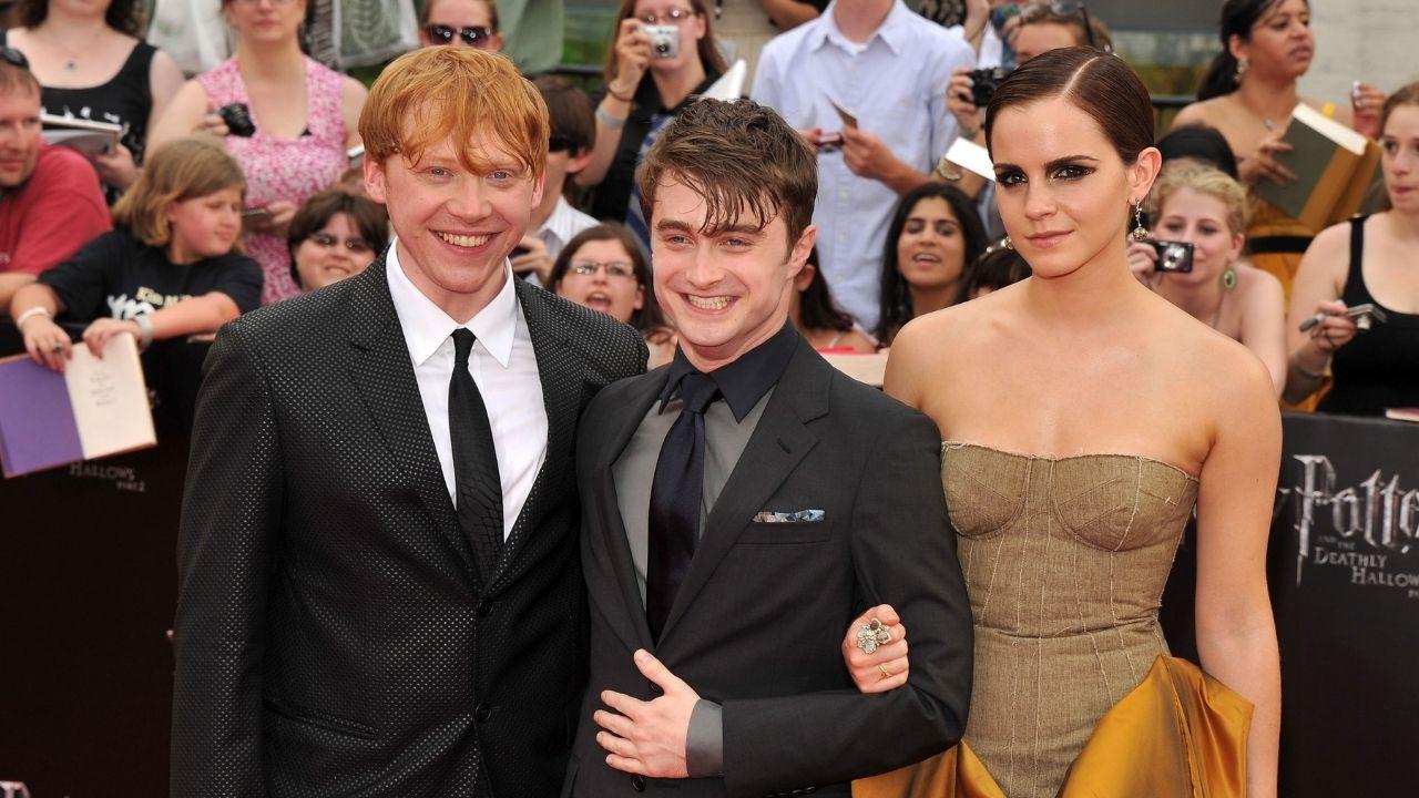 Daniel Radcliffe nega encontro presencial do elenco para celebrar 20 anos de Harry Potter