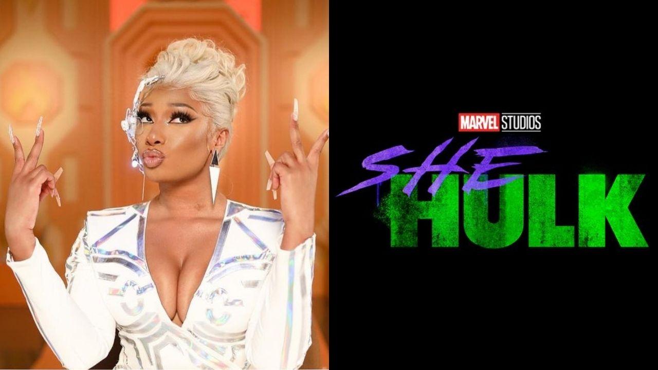 Megan Thee Stallion pode fazer aparição especial em She-Hulk