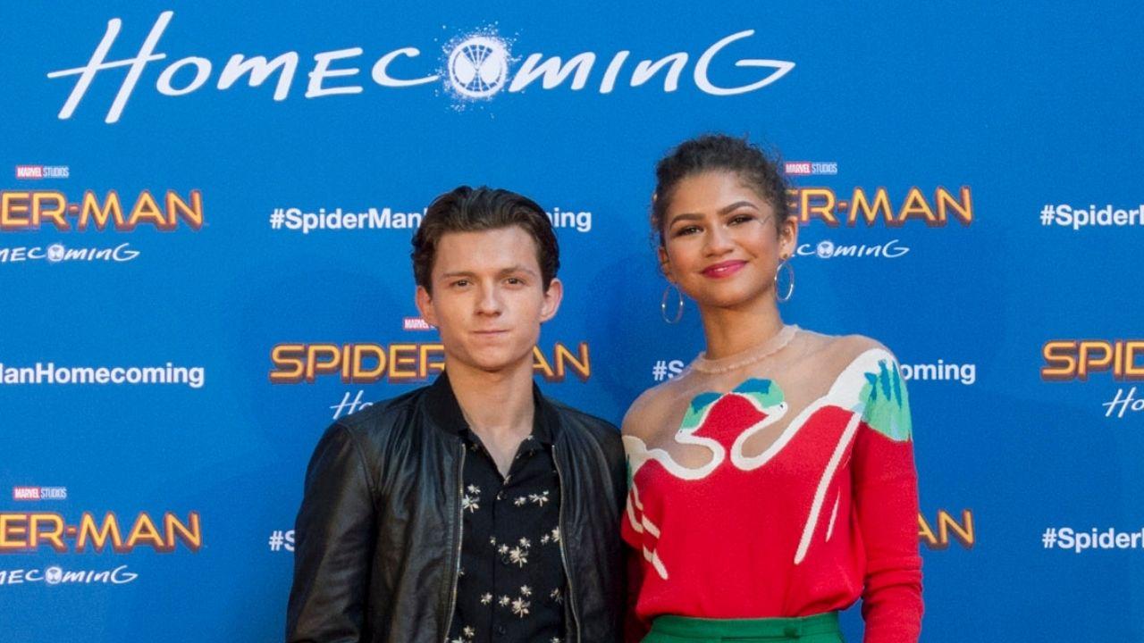 Tom Holland e Zendaya teriam viajado juntos no 4 de julho