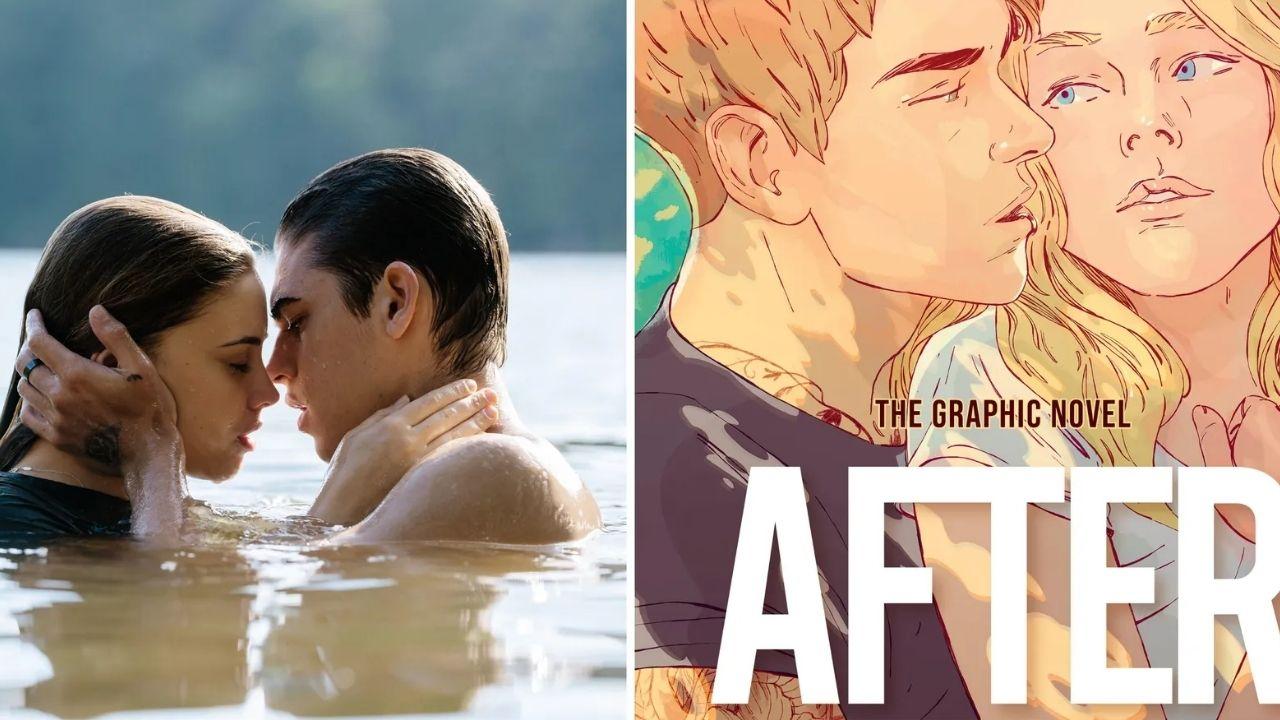 OMG! Franquia After, da autora Anna Todd, vai virar graphic novel