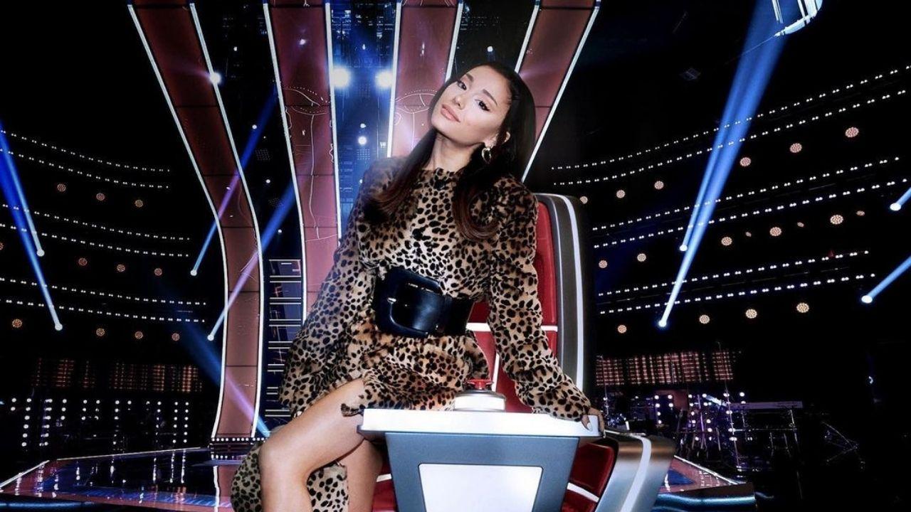 The Voice USA apresenta Ariana Grande como jurada em vídeo cômico